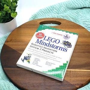 Lego Mindstorms Book